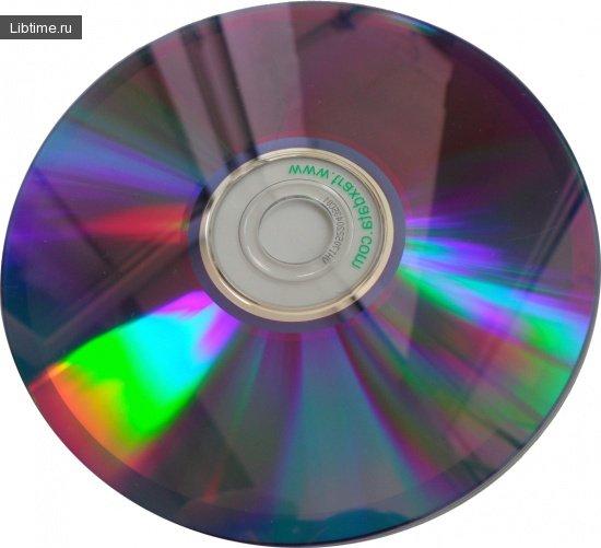 Приводы CD-R и CD-RW
