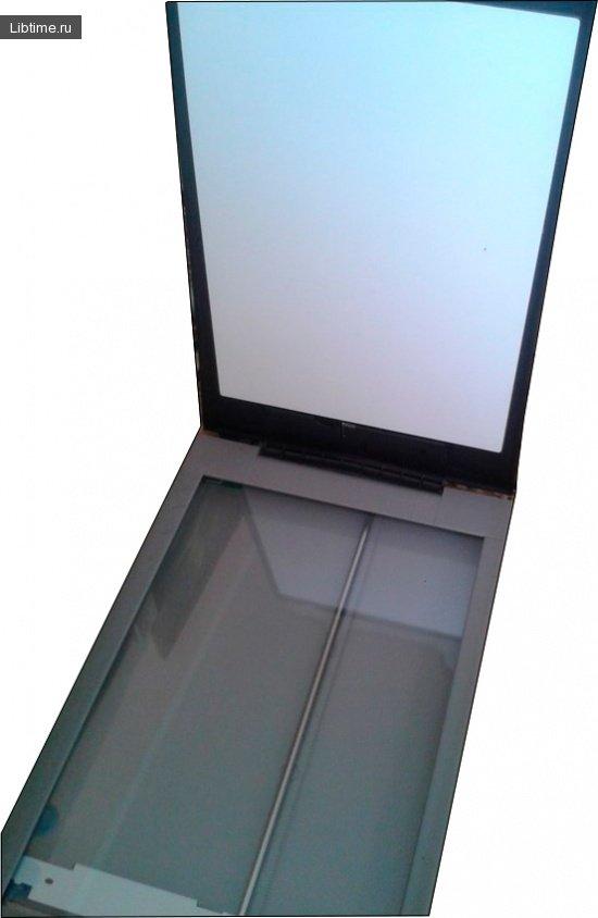 Что такое сканер