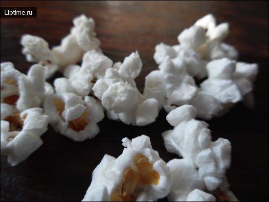 Попкорн из кукурузы