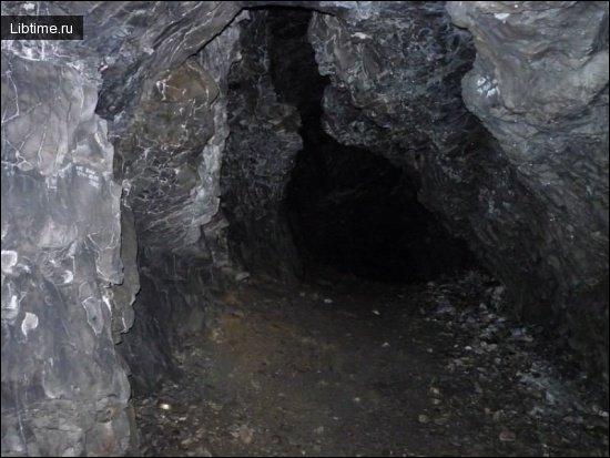 Горизонтальная пещера