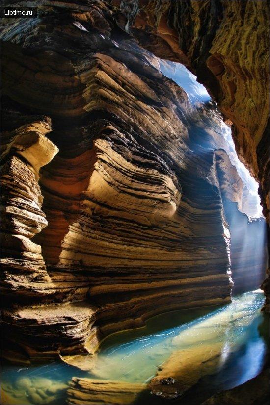 Классификация пещер