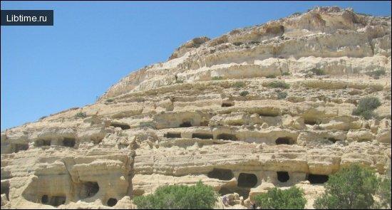 Места пещер