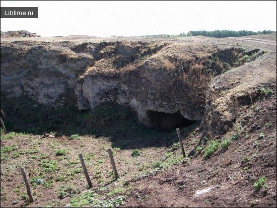 Курманаевская пещера