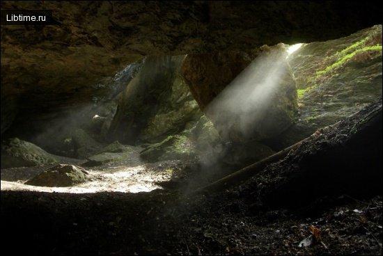 Пещера Сухоатинская