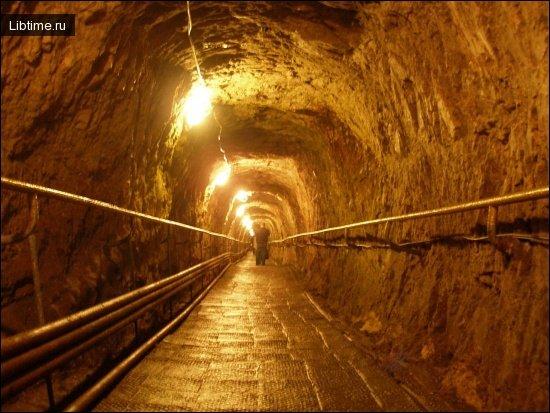Новоафонская Анакопийская пещера