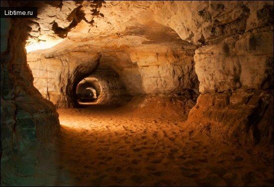Подземные ландшафты