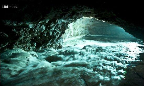 Подземные реки и озера
