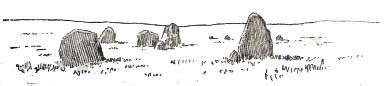 Штриховой рисунок (Минусинская котловина)
