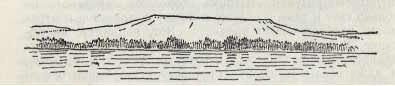 Рисунок с малым количеством штрихов