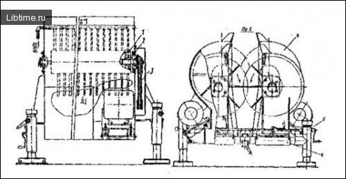 Автомат зняття пера з курей