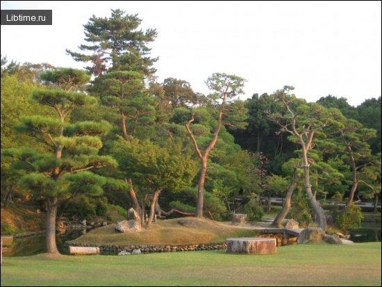 Парк Японії