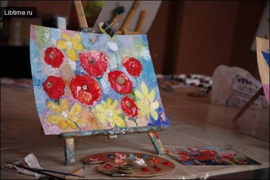 Понятия живописи и рисования