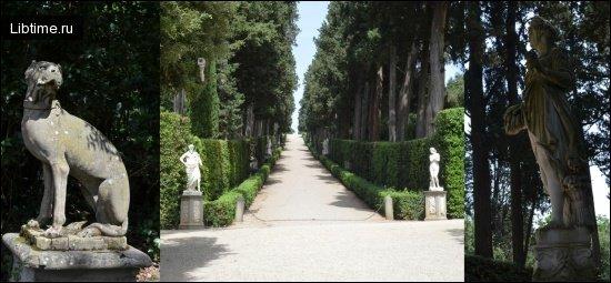 Сад Боболі