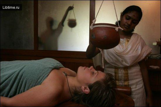 Аюрведа - индийская медицина