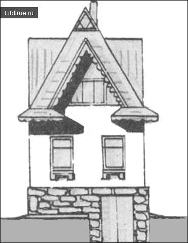 Вигляд будинку з вулиці