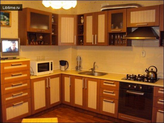 Організація кухонного простору