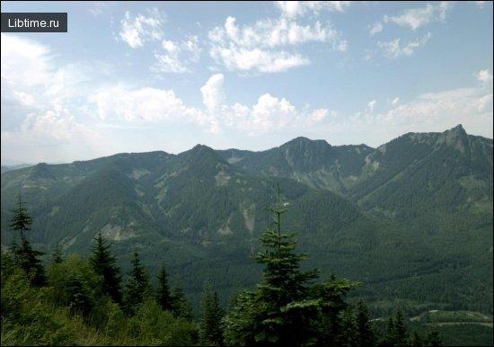Ориентирование в горах