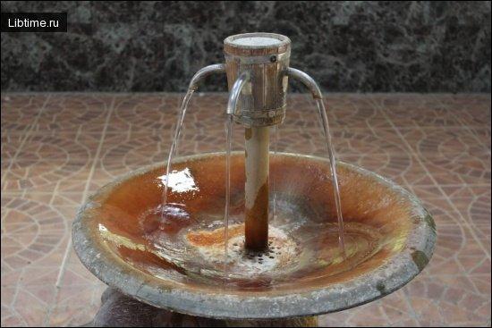 Источники минеральных вод