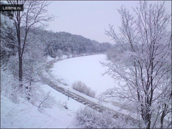 Почему не замерзают реки и озера полностью
