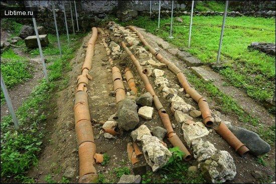 Водопровод в древнем Риме
