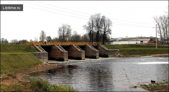 Строительство плотин