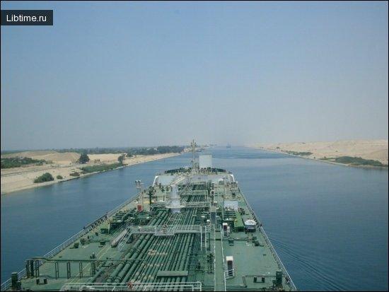 Канал в Египте