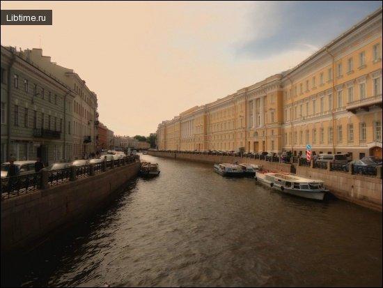 Петр Первый: строительство каналов