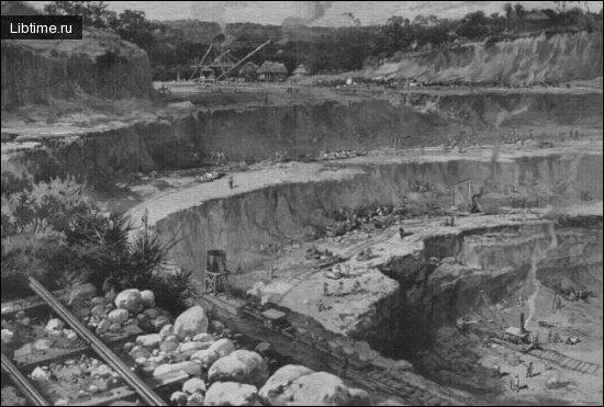 Строительство Панамского канала
