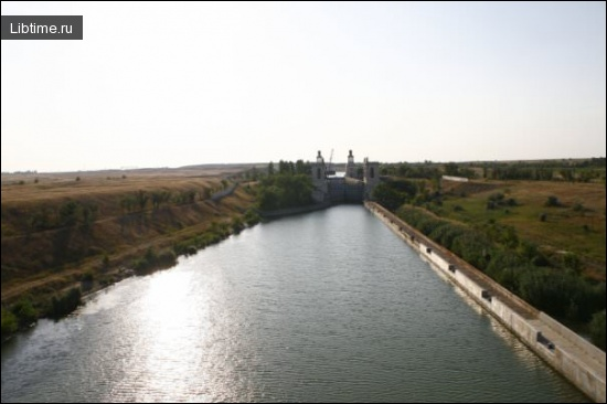 Волгодонский канал