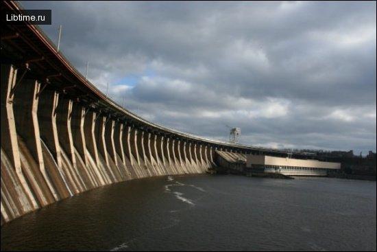 Днепровская ГЭС
