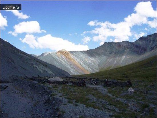 Горы старые и молодые