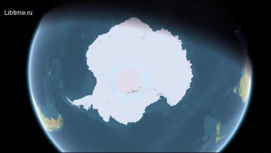 Почему Антарктида холодная