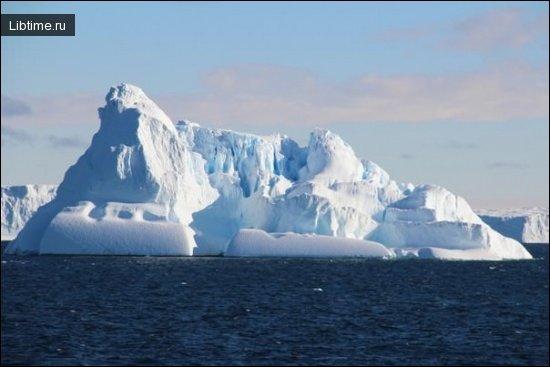 Лед Антарктиды
