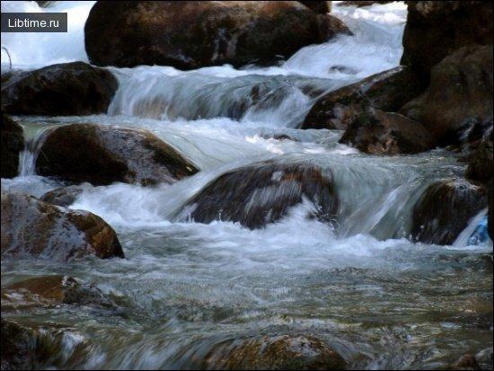Горная вода