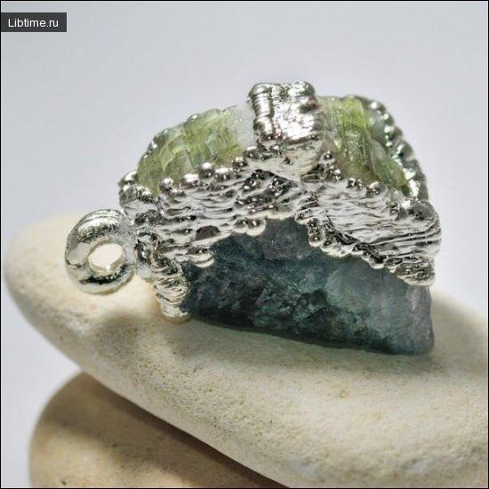 Как используют минералы