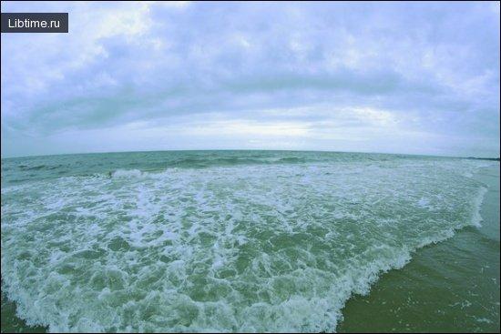 Побережье Атлантики