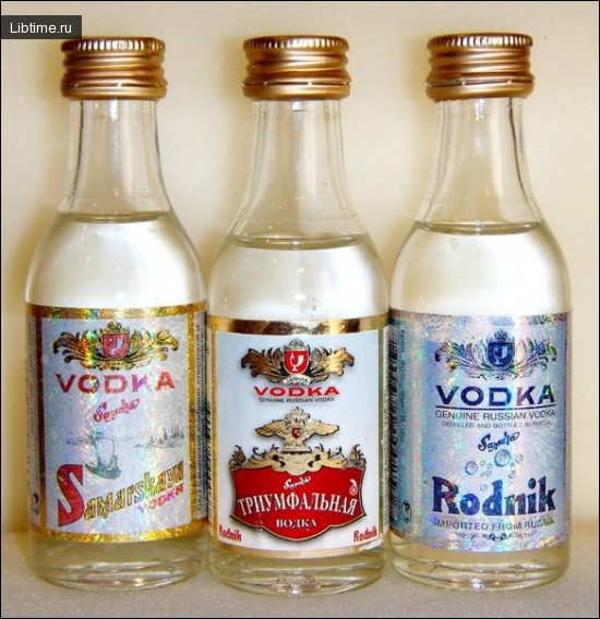 Алкоголь вреден для человека