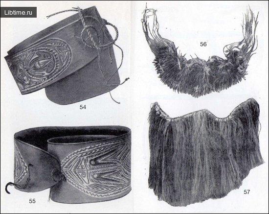 Пояса и юбки