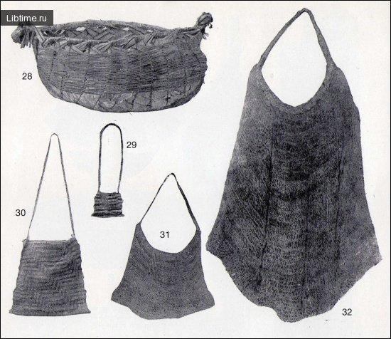 Сумки из коллекции Маклая