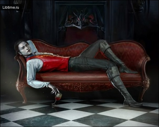 Вампир - мужчина