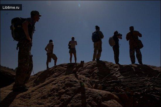 Экспедиция в Африке