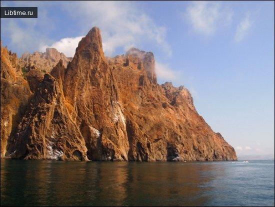 Урочище Карадаг, Крым