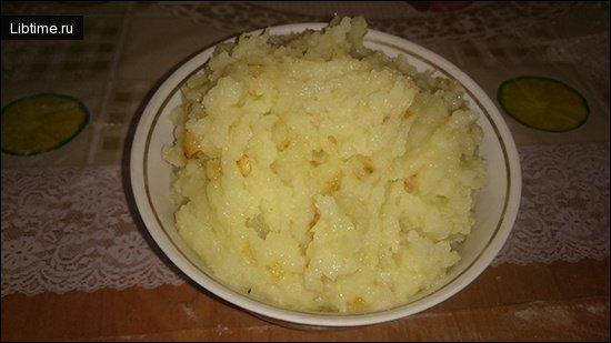 Картошка для пирожков