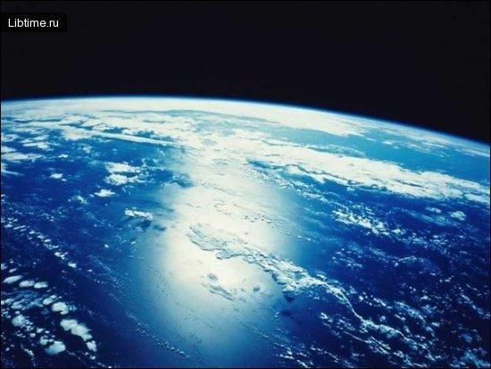 Представление о форме Земли