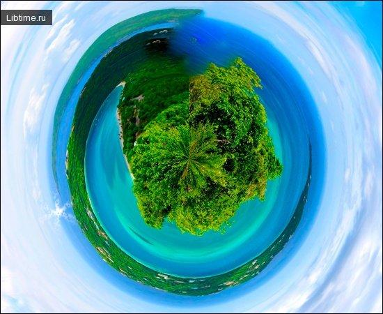 Какое заключение о форме Земли дало первое кругосветное путешествие