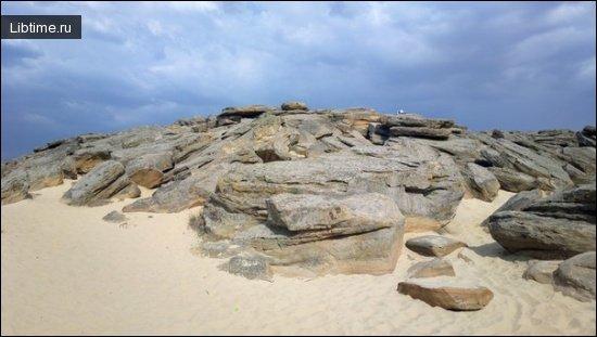 Каменная могила под Мелитополем