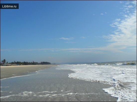 Морские приливы и отливы