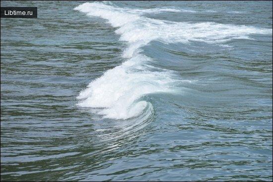 Разрушительное действие волн