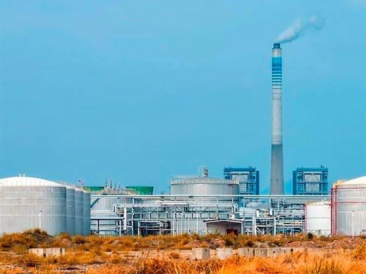 Нефтяной комплекс
