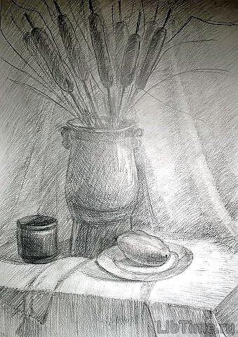 Тоновый рисунок